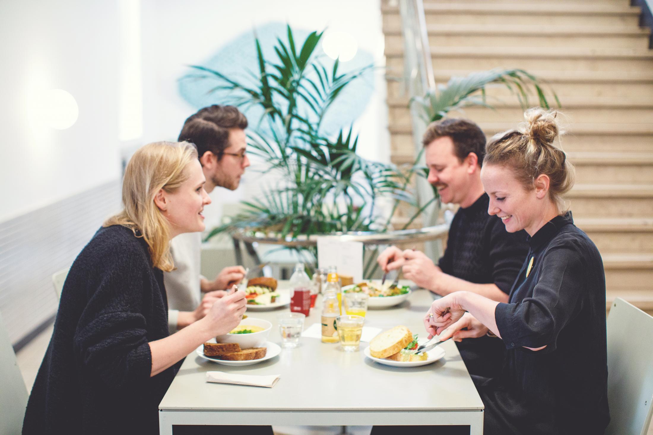 kleine campus café | De Kleine Campus